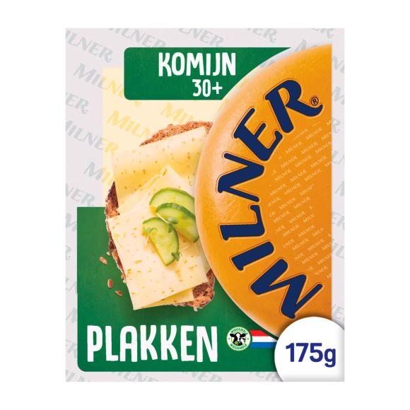 Milner Komijn 30+ kaas plakken product photo