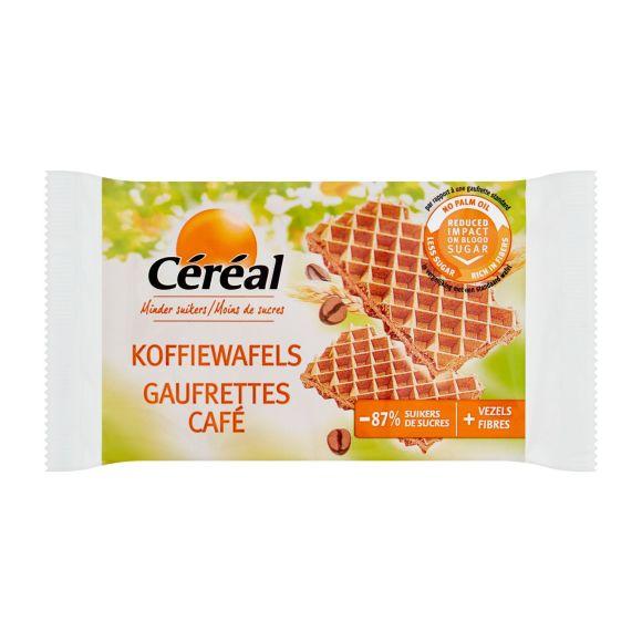 Céréal koffiewafels product photo