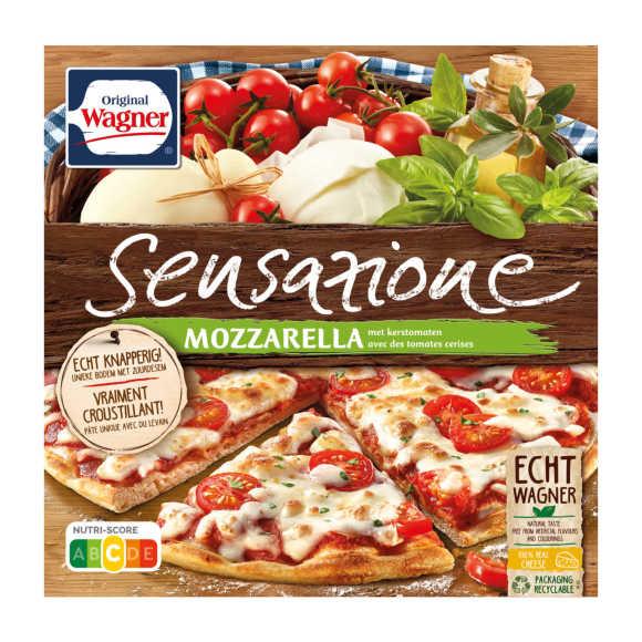 Wagner Sensazione pizza mozzarella product photo