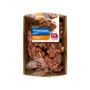 Coop Pindarotsjes melk product photo