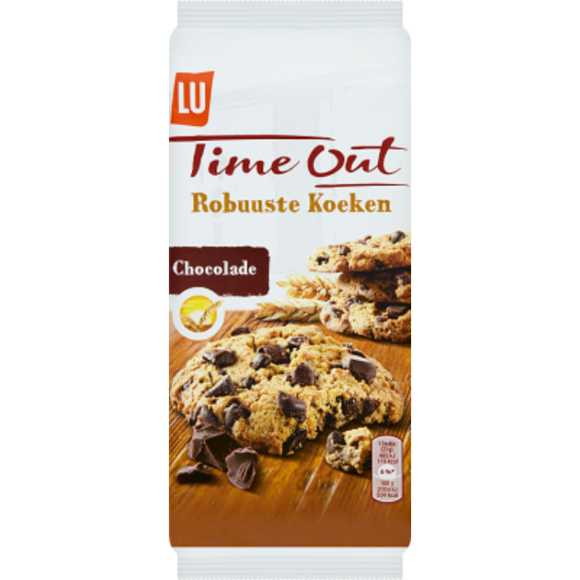 LU Time Out Robuuste koek chocolade product photo