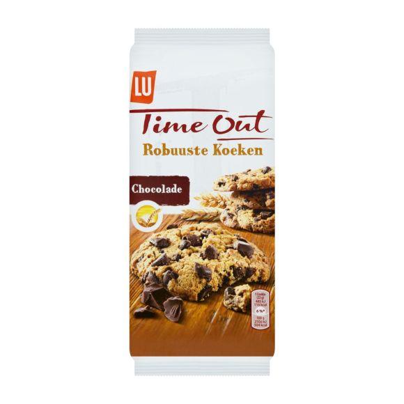 LU Time Out robuuste koeken chocolade product photo