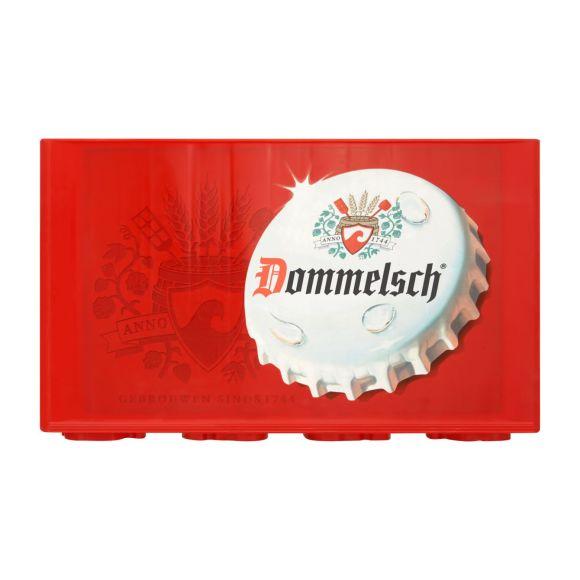 Dommelsch Pilsener Bier Krat 24 x 30 cl product photo