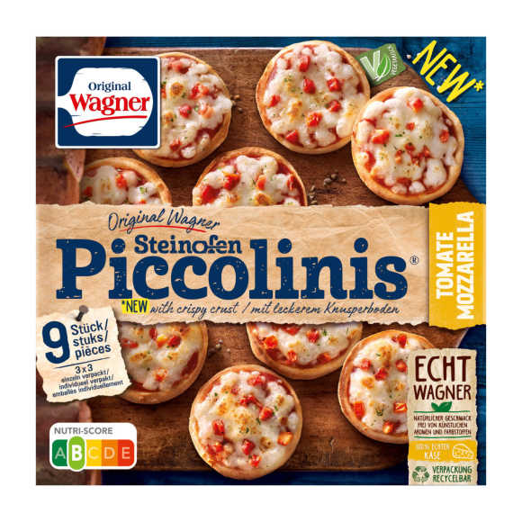 Wagner Steenoven Piccolinis Tomate-Mozzarella product photo