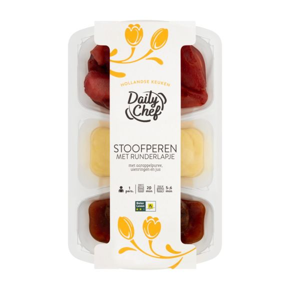 Daily Chef Stoofpeer runderlap product photo