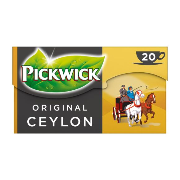 Pickwick Ceylon zwarte thee product photo