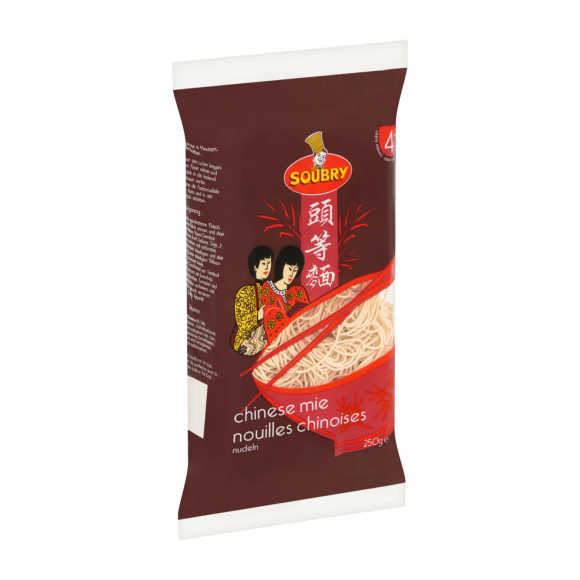 Soubry Chinese mie product photo