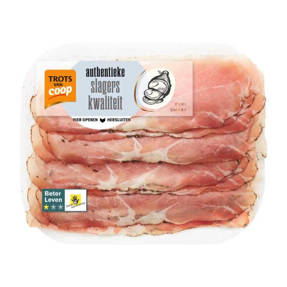 Trots van Coop Authentieke Tiroler ham product photo