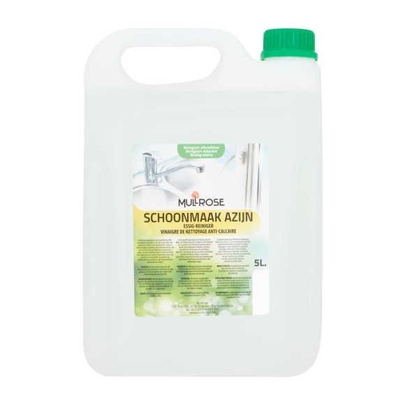Mulrose Schoonmaak azijn product photo