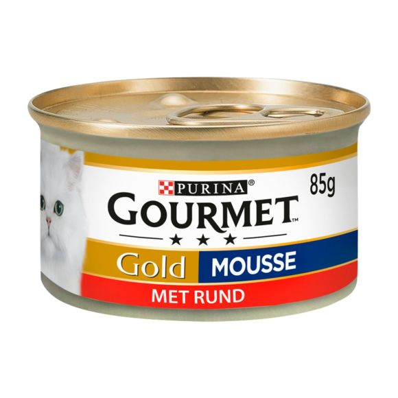 Gourmet Mousse met rundvlees product photo
