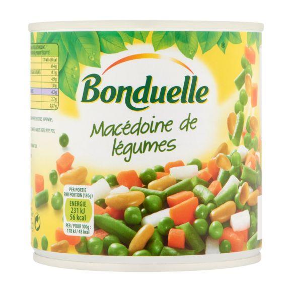 Bonduelle Macédoine de légumes product photo