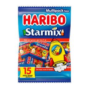 Haribo starmix uitdeelzak mini's product photo