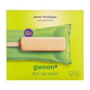 g'woon fruitijsjes peren product photo