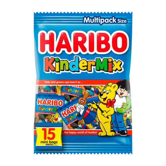 Haribo kindermix uitdeelzak mini's product photo