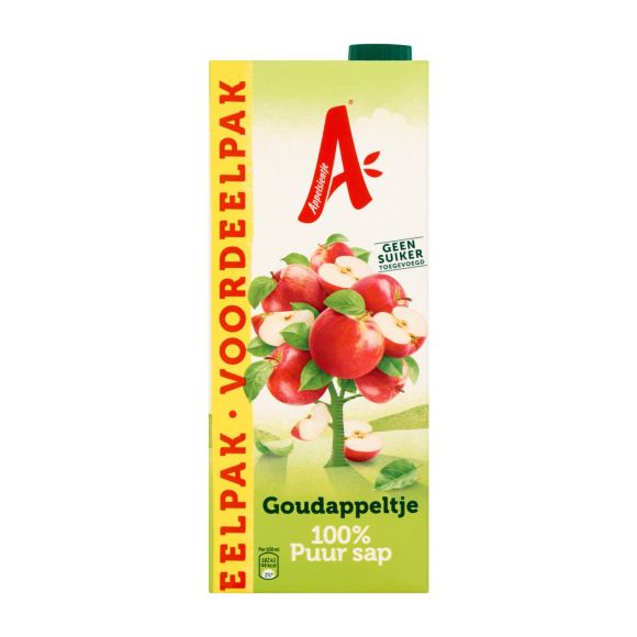 Appelsientje Appelsap voordeelpak product photo