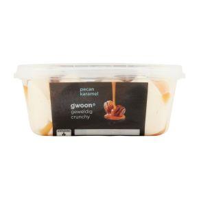 g'woon Slagroomijs pecan caramel product photo