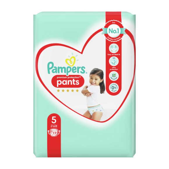 Pampers Premium Protection Pants luierbroekjes maat 5 product photo