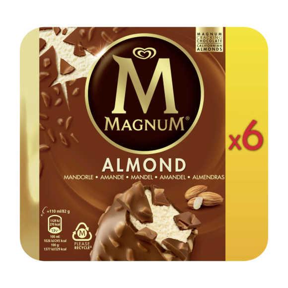 Magnum Almond ijs product photo
