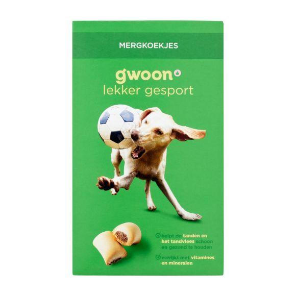 g'woon Hondensnacks mergkoekjes product photo