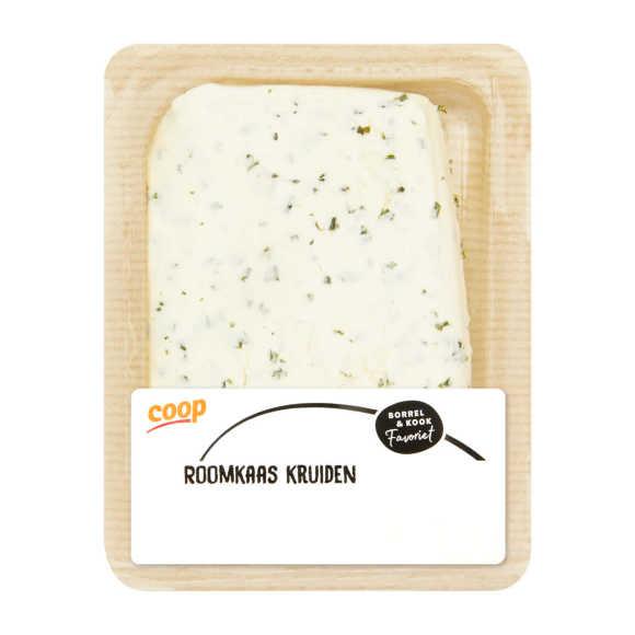 Coop Roomkaas kruiden product photo