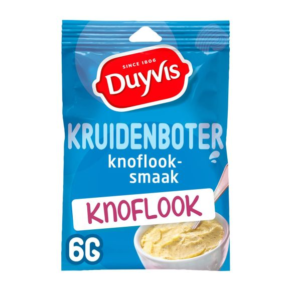 Duyvis Kruidenboter knoflook product photo