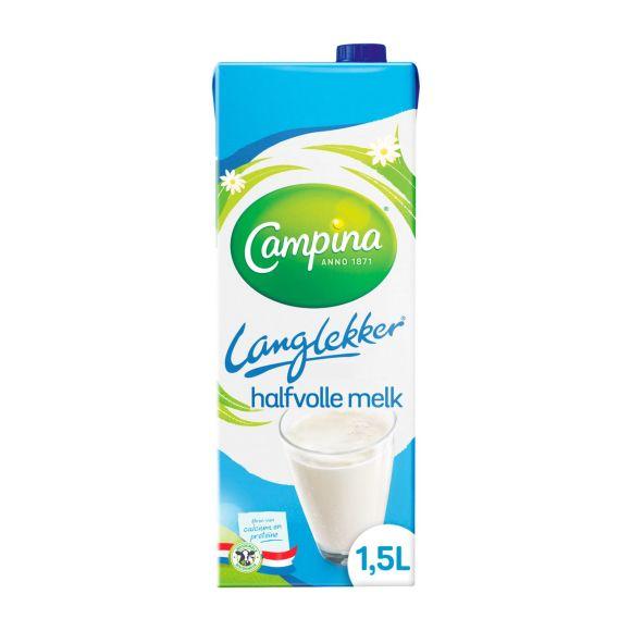 Campina Langlekker Melk Halfvol product photo