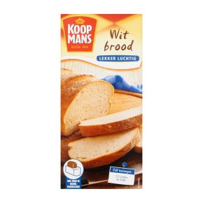 Koopmans Broodmix Wit product photo