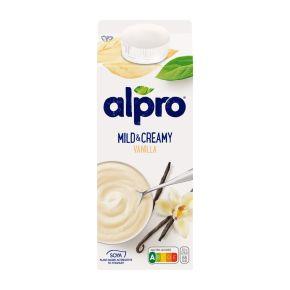 Alpro Mild & Creamy vanille product photo