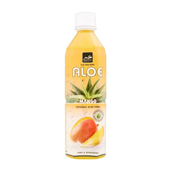 Tropical Aloe mango product photo