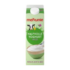Melkunie Halfvolle yoghurt product photo