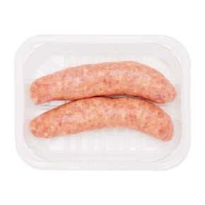 Varkenssaucijs fijn 2 stuks product photo