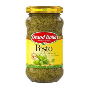 Grand'Italia Pesto alla Genovese met Basilicum 185 g product photo