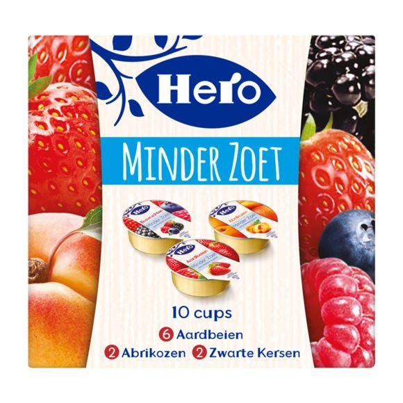 Hero Jam cups minder zoet product photo