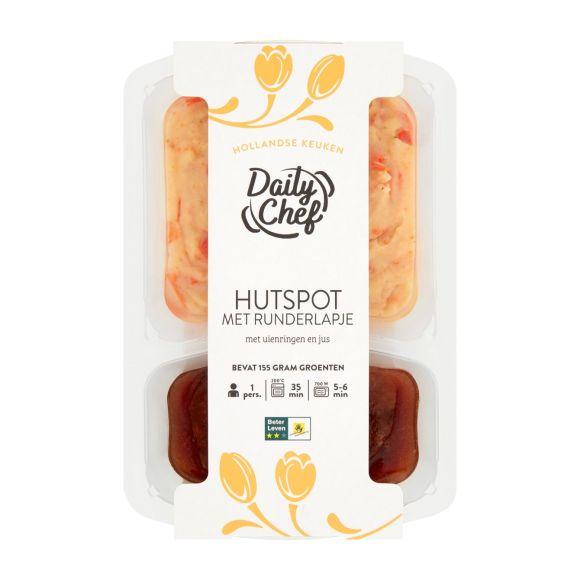 Daily Chef Hutspot met runderlap product photo