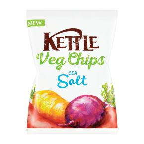 Kettle Vegetarische chips zeezout product photo