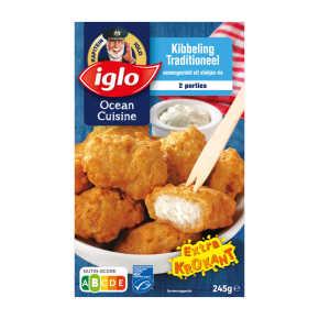 Iglo Kibbeling 245G product photo