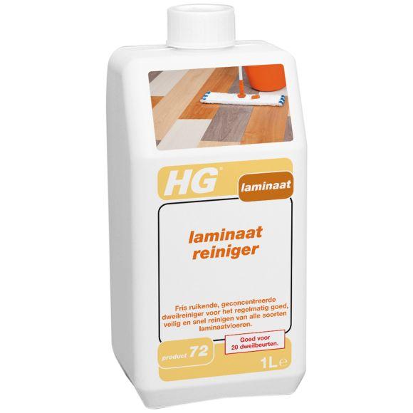 HG Laminaatreiniger product photo