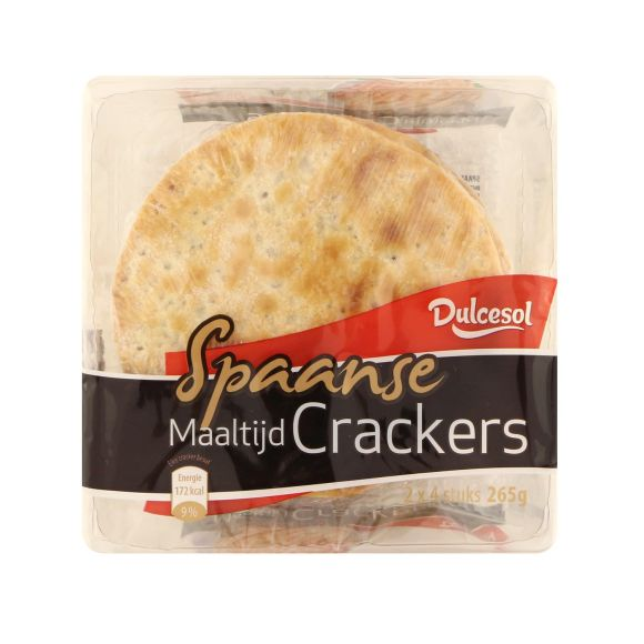 Dulcesol Spaanse maaltijdcracker product photo