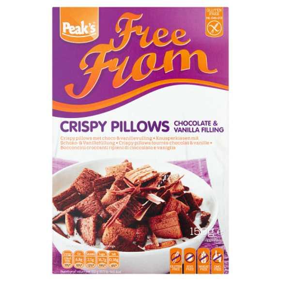 Peak's Crispy pillows choco vanille product photo
