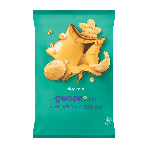 g'woon Sky mix naturel product photo