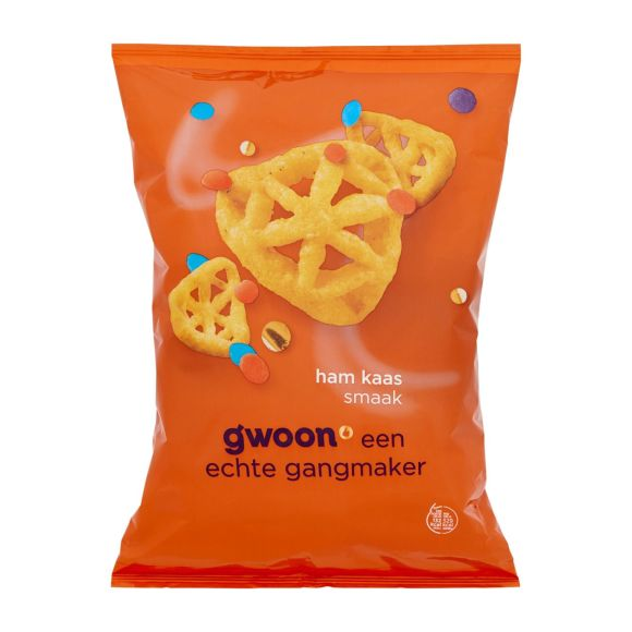g'woon Chips ham kaas product photo