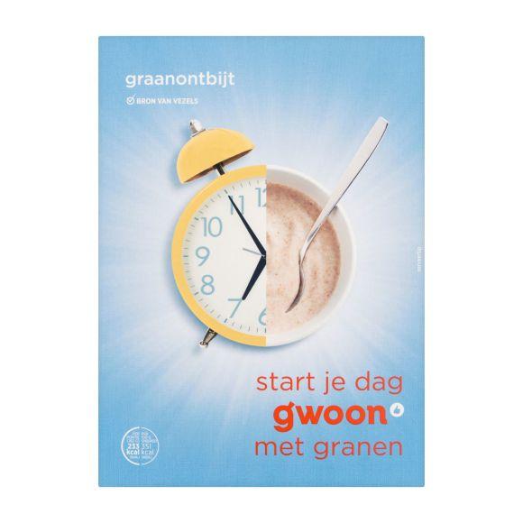 g'woon Volkoren graanontbijt product photo