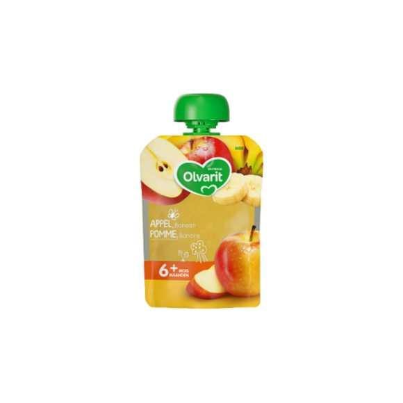 Olvarit Appel banaan 6+ maanden product photo