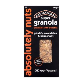 EatNatural Super granola absolutely nuts product photo