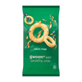 g'woon Onion rings product photo