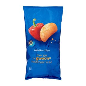 g'woon Chips paprika product photo