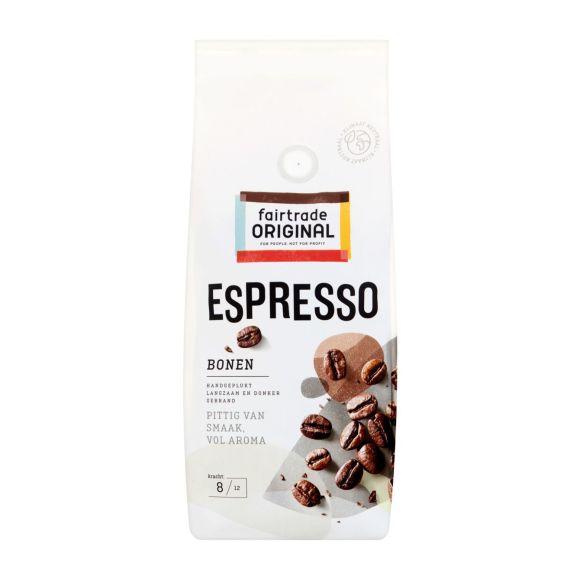 Fairtrade Original espresso koffiebonen product photo