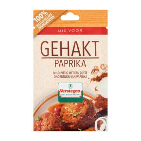Verstegen Kruidenmix gehakt paprika product photo