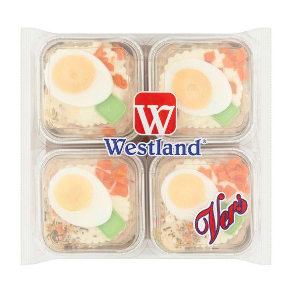Westland Rundvlees slaatje 4-pack product photo