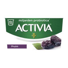 Activia Yoghurt pruim product photo